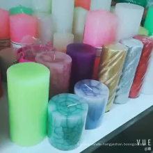 Factory Wholesale High Quality Pillar  Candle At A Special Preferential Price