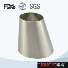 Stainless Steel Food Grade Welded Reducer Pipe Fitting (JN-FT2009)