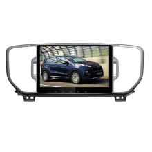Yessun navegación del GPS del coche de 9 pulgadas HD para KIA Sportage (HD9020)