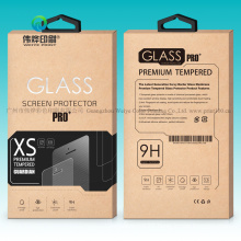 Custom High Quality Offset Printing Kraft Cardboard Paper Mobile Phone Case Packaging Box