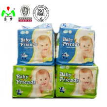 China Quanzhou Yuanlong bebé pañal Fabricante