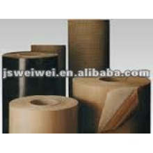 PTFE conveyor belt and fabric