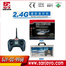 Great Wall 9968 Sky Maker 2.4G 4 Channel drone Helicopter toys
