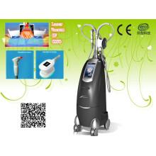 Corps de laser + vide RF + Cryolipolysis amincissant la machine de beauté (CRV6)