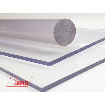 Neue Virgin Clear Polycarbonat-Stange
