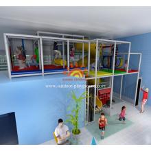 Детский Развлекательный Дизайн Крытый Игровое Оборудование
