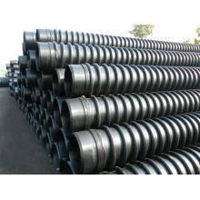 HDPE спиральн усиленные линии по производству труб