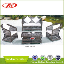 Juego tejido especial del sofá de la rota (DH-171)