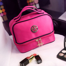 Caja cosmética para viajar para mujeres