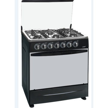 Bekas Cooker Gas Hob Electric Oven