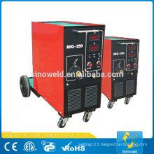 High proformance mig inverter welding machine MIG250