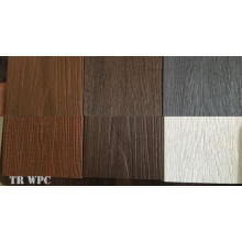 Supply Virous Types of WPC Shielded Decking