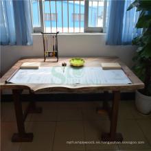 Mesa de comedor de nogal negro americano para muebles