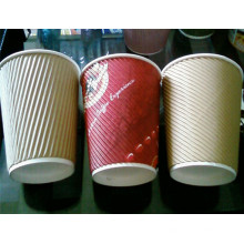 Ripple Hot Paper Coffee Cup
