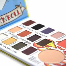 Набор для макияжа теней для век The Balm Jovi Face Palette