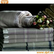 Shanhai DPF Textile Co. Ltd Cobertores de lã de alta qualidade