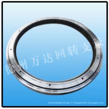 Rotation de l'anneau d'orientation du chariot et du roulement à bague à roulement bon marché Roulement de rotation