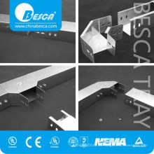 Cable de acero del metal GI Cable Trunk Cable Duct Cable Trunking