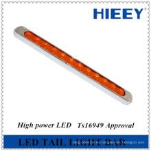 2014 nueva luz de la cola de la tira del LED 12V, uso llevado de la lámpara de cola para los carros grandes