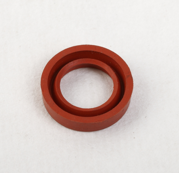 Small Red Viton Oil Seal