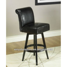 Swivel high back stool chair for event XYH1012