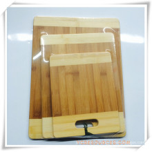 Доска бамбука разделочная доска разделочная Набор для Выдвиженческих подарков (HA88001)