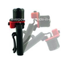 Zoom& Swivel Magnet Clip LED Headlamp (HL-15YM01)