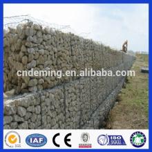 High quality galvanized gabion basket,gabion,gabion box prices direct supply