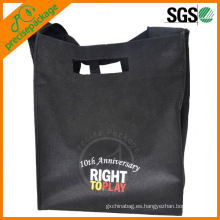 Bolso no tejido de la tela de la impresión de encargo del artículo del regalo de la promoción de calidad superior