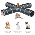 Tunnel pliable pour chat Tube Kitty Tunnel