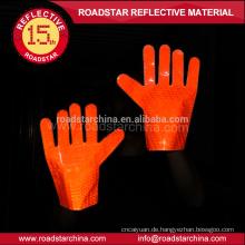 2 Farben erhältlich Verkehr reflektierenden Handschuh