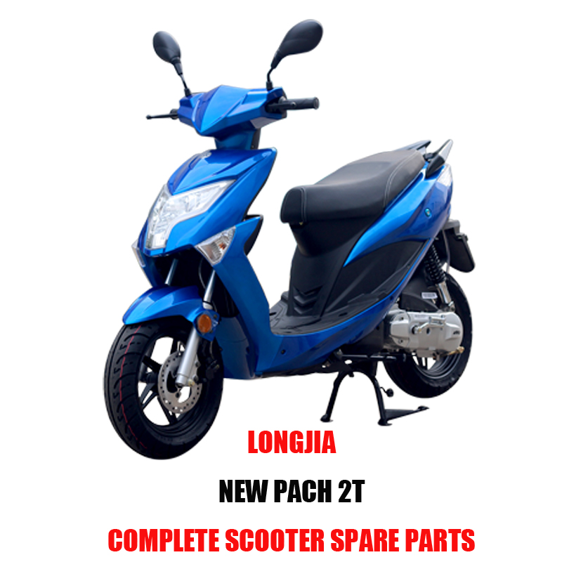 LongJia Complete Scooter Parts