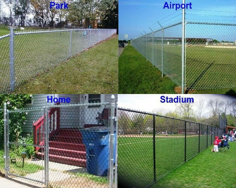 Chain Link Fence Apps