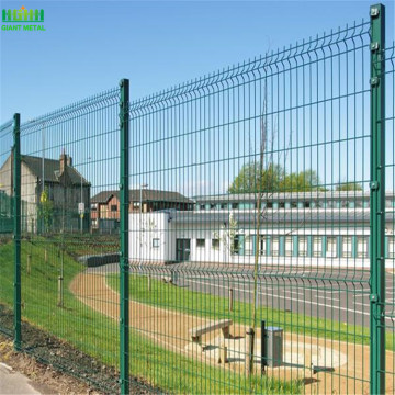 PVC+Coated+Good+Quality+Welded+Wire+Mesh+Fence