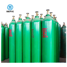 SEFIC Wholesale price high Pressure Seamless empty tank helium gas cylinder