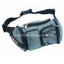 Sports Running Cycling Security Pocket Bag Belt Traveling Waist Bag-Sb9b05