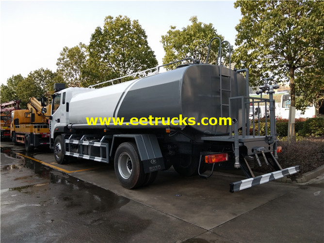 Road Water Tank Vehicles