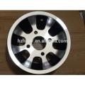 Cubo da roda do carro da praia da liga de alumínio