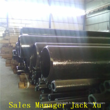 DIN17175 sans soudure tuyau d'acier ammoniac aqueux prix agriculture