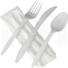 Disposable Thanksgiving Plastic Disposable Dinnerware