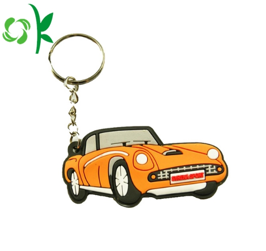 High Quality 3d Keyring