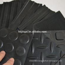 Different Color Diamond Anti-slip Rubber Sheet