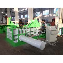 Aluminum Steel Iron Shavings Metal Baler for Recycling