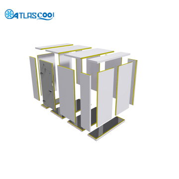 cold room insulated wall panels with cam locks