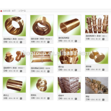 copper wheel copper ring copper pulley copper barrel copper casting products