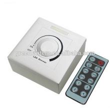 Interruptor dimmer conduzido do diodo emissor de luz do dimmer DC12V com certificação do CE ROHS