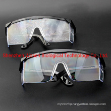 China Anti Saliva Fog Enclosed Safety Glasses Protective Eye Safety Glasses