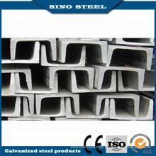 Calidad superior U Channal Steel del fabricante de China