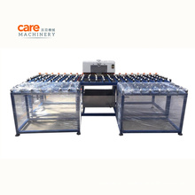 Industrial Glass Processing and Beveling Machine