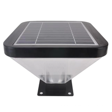 Hogar de luz solar de ahorro de energía para jardín